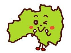 福島県のイラスト画像