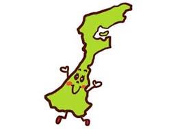 石川県のイラスト画像