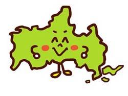 山口県のイラスト画像