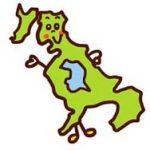長崎県のイラスト画像