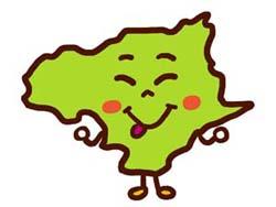 徳島県のイラスト画像